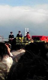 横浜赤レンガ倉庫RESCUEイベント中丸雄一3