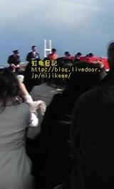 横浜赤レンガ倉庫RESCUEイベント中丸雄一2