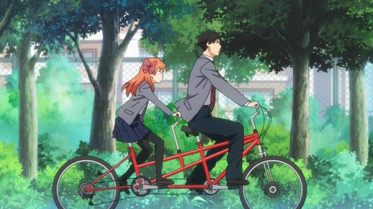 いいキャラしてるな!自転車 ...