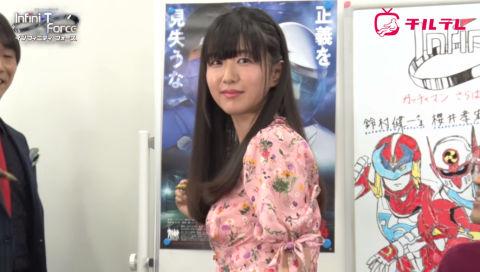 【動画】 声優の茅野愛衣さん、関智一さんに 「めっちゃ、ケツ突き出してるよ」 と言われカメラさんに撮られそうになるも 「何、見てんのよ!」 のご褒美ボイスwwwww