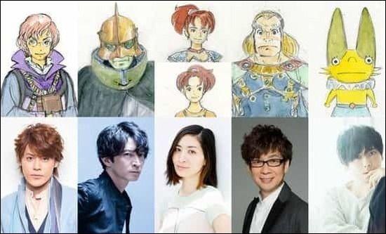 映画「二ノ国」、豪華声優陣を発表!!!