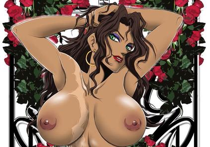 94787cc9 - 【鉄血のオルフェンズ】アミダ・アルカのエロ画像