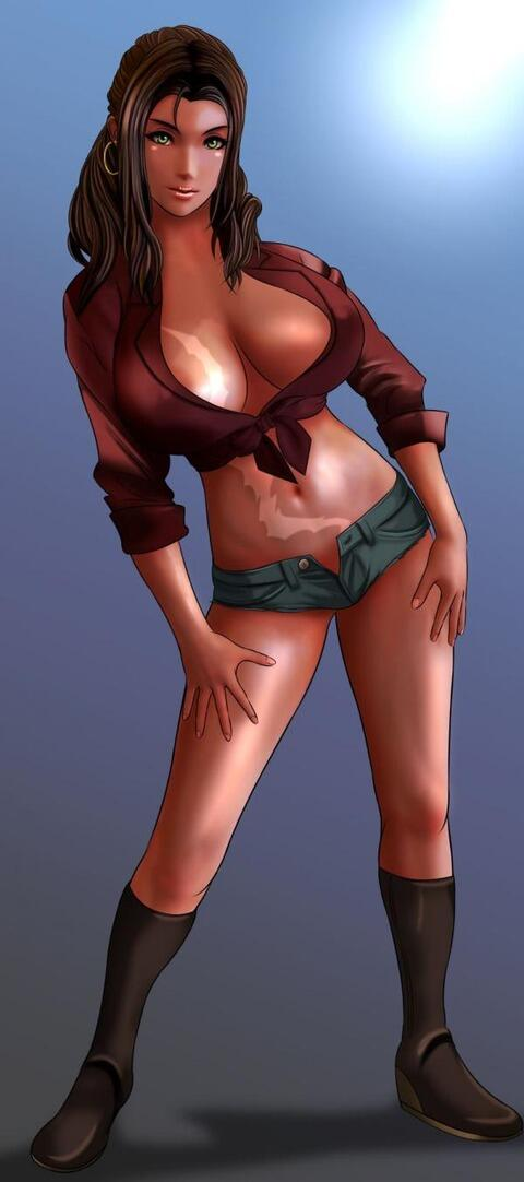 b7ad43c0 - 【鉄血のオルフェンズ】アミダ・アルカのエロ画像