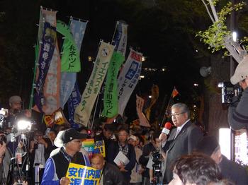 配信:上田文雄前札幌市長