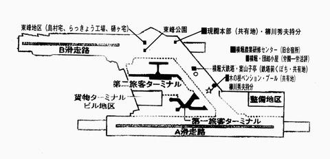 2三里塚図