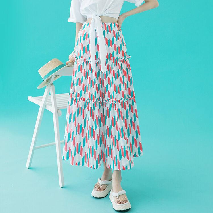 パターンポイントスカート