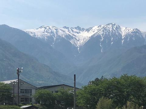 写真1 駒ヶ岳