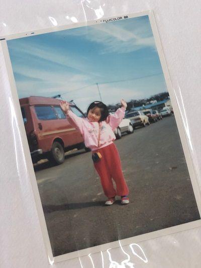 写真2 幼少期