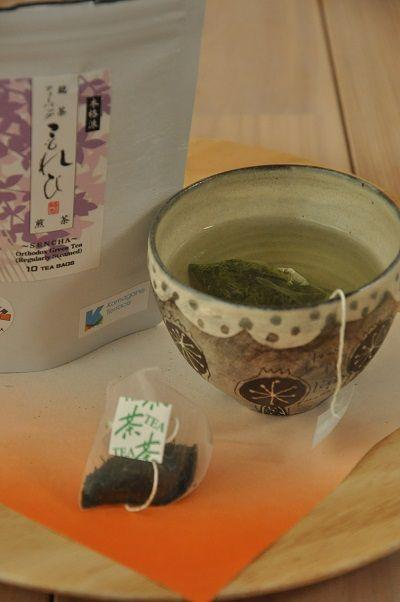 写真4 ティーバッグお茶