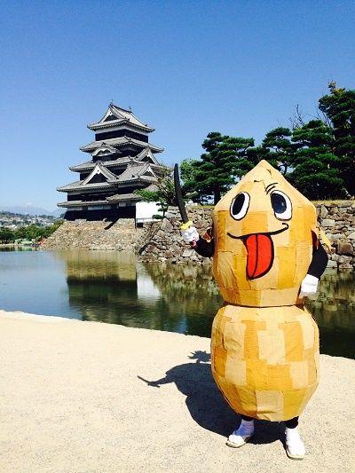 サムナツくん(松本城) (1)