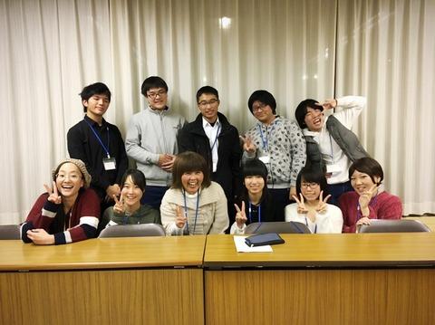 写真3 声優体験講座