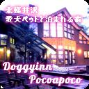 北軽井沢愛犬ペットとアロマで癒され泊まれる宿ドギーインぽこあぽこ