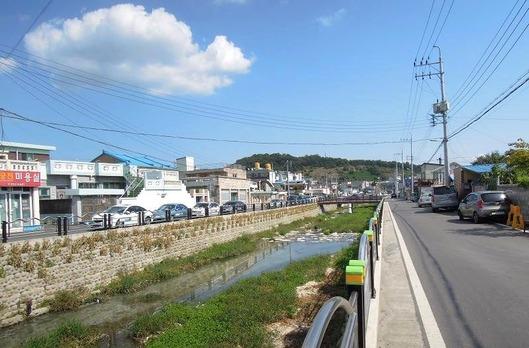 錦山高麗人参祭り会場への道のり