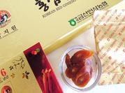 高麗紅参蜂蜜スライス 詳細