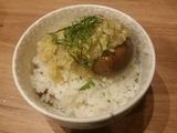 生姜だれ味玉焼豚丼
