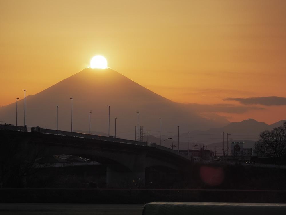 2021 ダイヤモンド 富士 4月と9月は、三浦半島・鎌倉・湘南でダイヤモンド富士