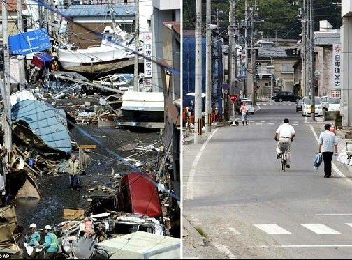 震災から3ヶ月、凄すぎる日本の回復