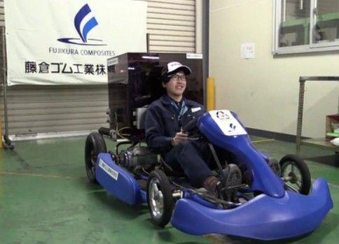 マグネシウム使う新型電池 車の走行試験に成功、東工大と藤倉ゴム