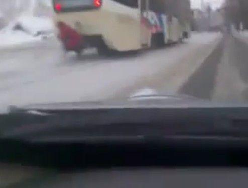 ロシアのおばあちゃんの無賃乗車方法が凄い件