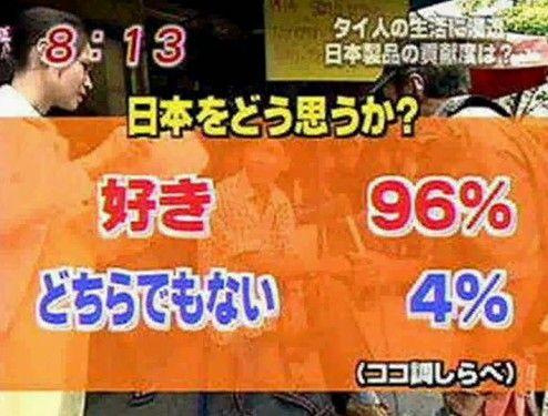 アジア人は日本人をどう思っているのか?