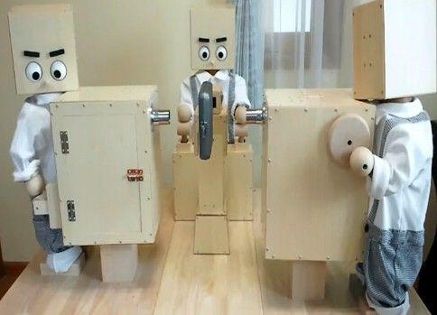 人型ロボットに火炎放射器もたせてホットサンド焼いてもらった