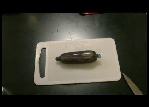 コンドームでユッケを作ってみた
