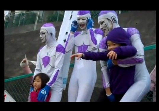 箱根駅伝に降臨するフリーザ様(2011〜2013)
