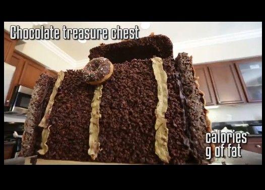 チョコレートの宝箱