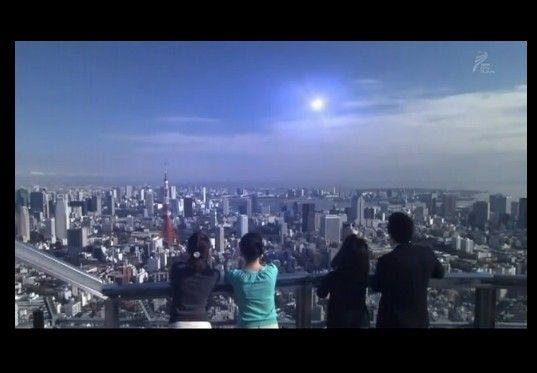 オリオン座 地球から見たベテルギウス爆発イメージ