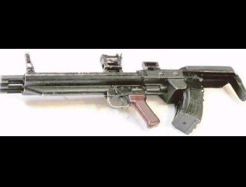 魔改造した銃たち