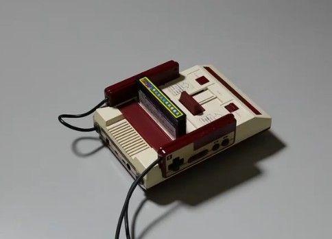 ファミコンをラジコンにしてみた