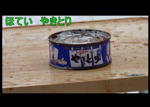 年月を経過した缶詰がヤバイ件