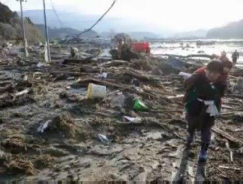 日本のメディアが報道してない東日本大震災写真まとめ