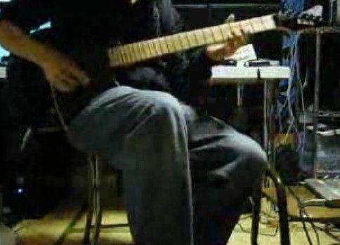 バッハ G線上のアリア エレキ ロックバージョン