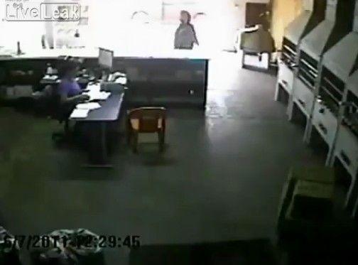 ブラジルで起きた強盗事件が意味不明な件