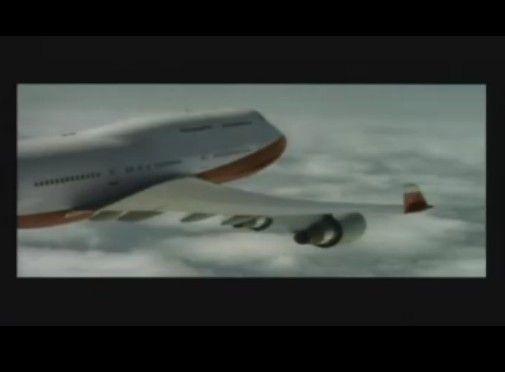 ちょっと怖いCM 全球最大航空公司