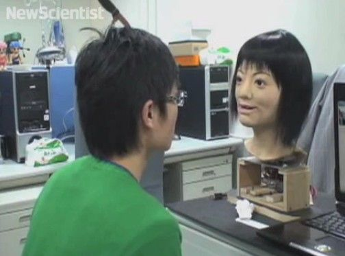 台湾で開発された「歌うロボット」が怖い件