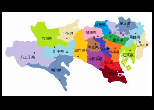 都道府県を鳥取・島根レベルの人口に再編してみた