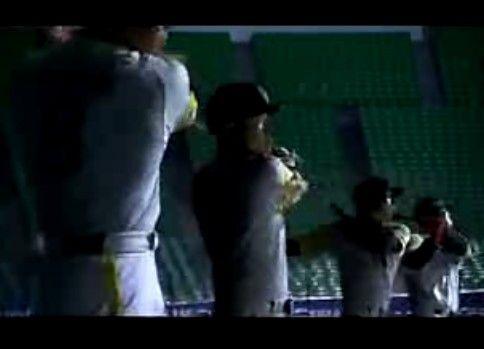 2006年ホークス開幕戦告知CM