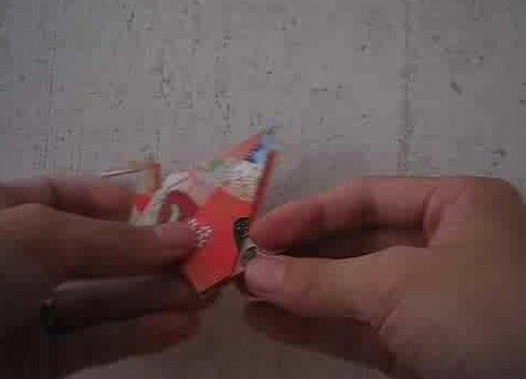 子どもにウケる折り鶴の折り方