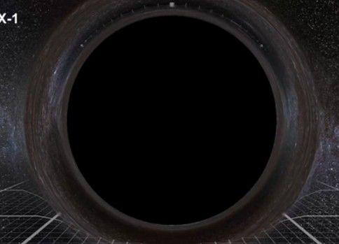 ブラックホールの大きさと質量のハナシ