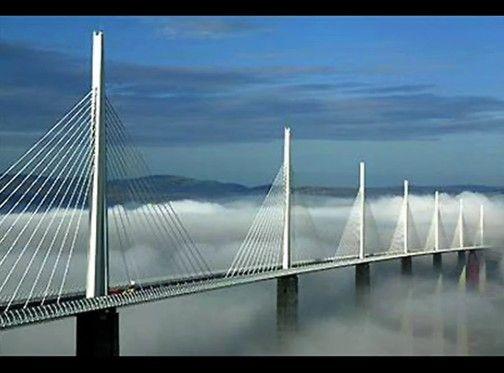 世界の怖い橋 画像集