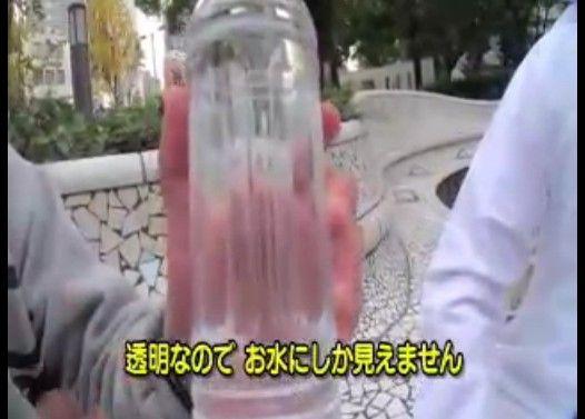 日本茶に驚くアマル君と中国人のお二人