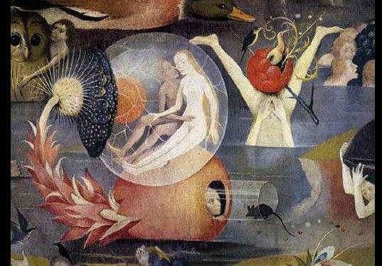 ヒエロニムス・ボス(Hieronymus Bosch)の奇妙な絵画