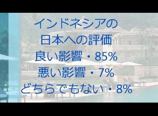 世界に良い影響をあたえていると思われている国2011