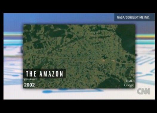 地球の姿、過去数十年間で劇的に変化
