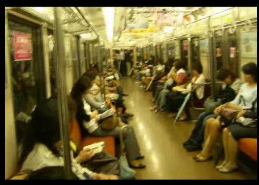 【音声のみ版】日本では、男性が女性専用車両に乗るとこうなります