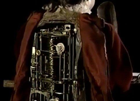 18世紀の超精巧オートマタ