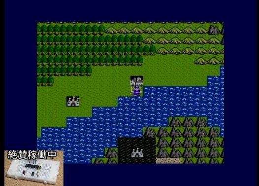 Wii FCドラクエ1用 自動レベルアップシステムを作ってみた