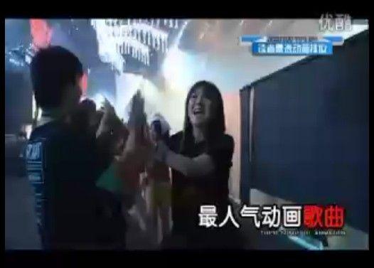 中国のオタクが選ぶ 2011年人気アニメソング、人気アニメ TOP10